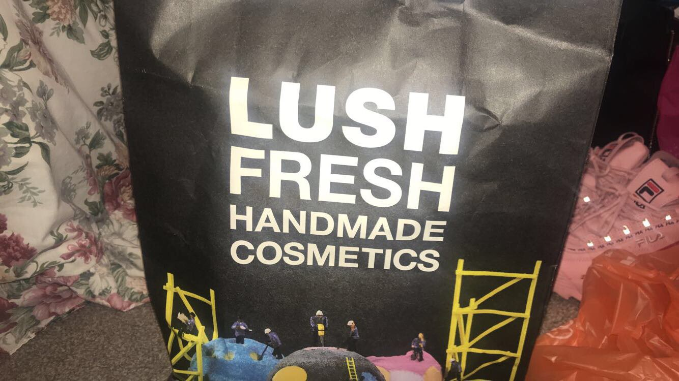My top 5 Lush Products